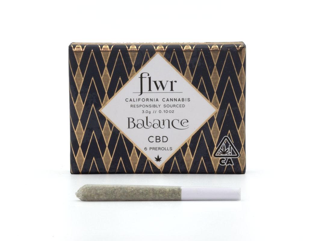 Balance CBD - Pre-rolls (6-pack)